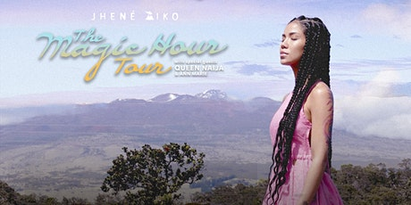 Jhené Aiko: The Magic Hour Tour tickets