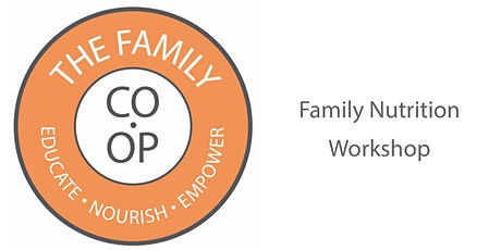 Family Nutrition with Sara Peternell tickets
