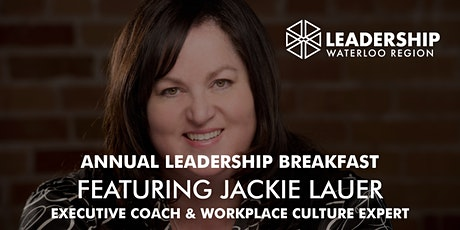Annual Leadership Breakfast feat. Jackie Lauer tickets