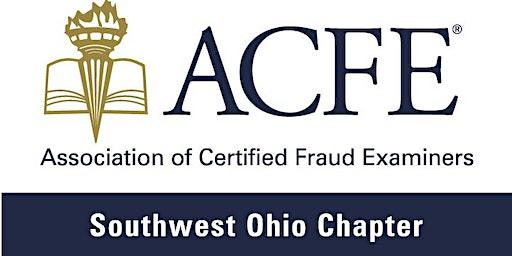 SW OHIO ACFE CHAPTER EVENT: 3/13/2020