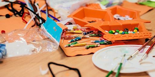 Wonderful Creations Story Stomp  - School Holidays - Hamilton Library
