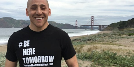 Kevin Hines Event hosted by MHRSB & Muskingum Suicide Prevention Coalition tickets