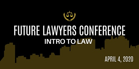FLC: Intro to Law Conference 2020 tickets