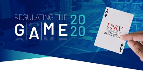 Regulating The Game 2020 tickets