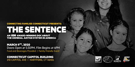 Connecting Families Connecticut Presents: The Sentence Film Screening tickets