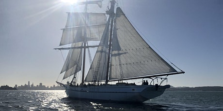 Maritime Heritage and Bay Ecology Saturday Sailing Adventure aboard brigantine Matthew Turner tickets