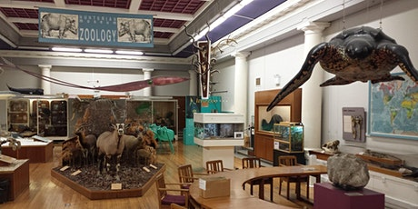 Zoology Museum Visit tickets