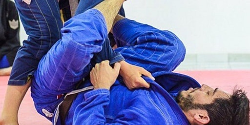 FREE Brazilian Jiu Jitsu (OPEN GUARD) Workshop in Riverside