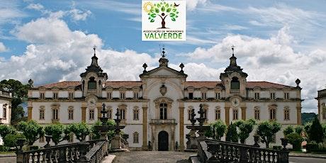 Roteiro por Coimbra - Seminário Maior - Casa Museu Bissaya Barreto - Jardim Botânico bilhetes