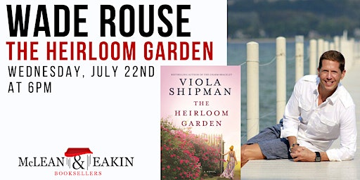 Author Event with Wade Rouse