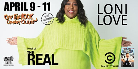 Comedian Loni Love Live In Naples, FL  tickets