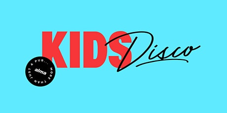 School Holidays Kids Disco tickets
