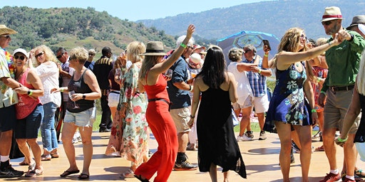 Rotary Club of Ojai-West presents The 34th Annual Ojai Wine Festival