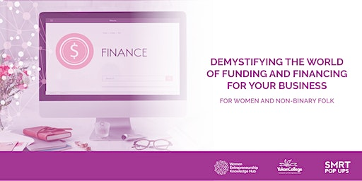 Demystifying the world of funding and financing for your business
