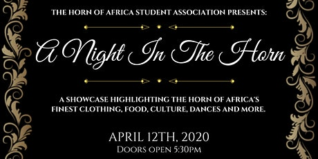 HASA Presents: A Night In The Horn tickets