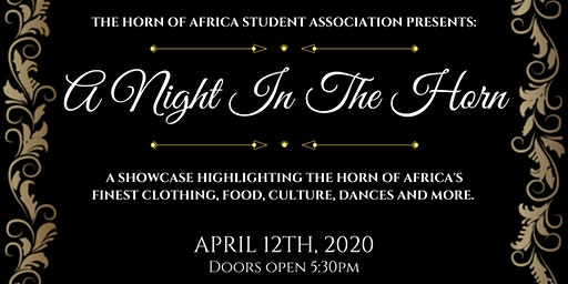 HASA Presents: A Night In The Horn
