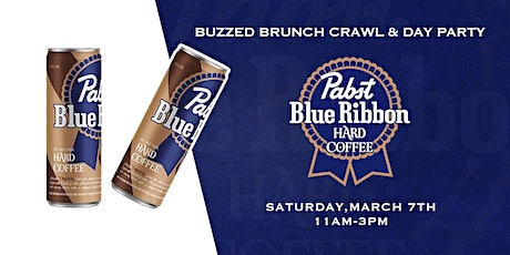 Pabst Hard Coffee Buzzed Brunch Crawl tickets