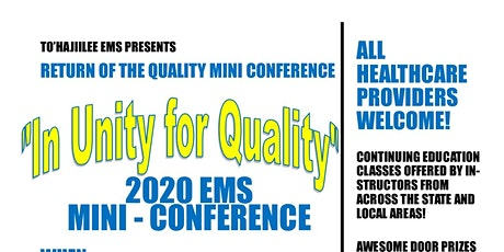 """""""In Unity for Quality"""" CORE-Conference tickets"""