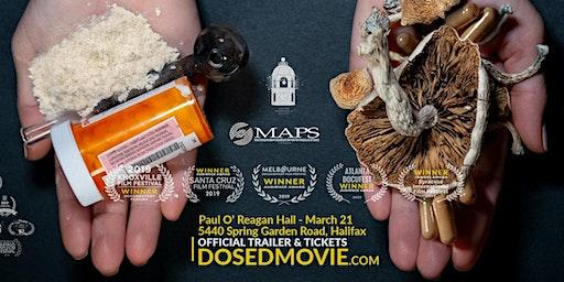 DOSED Documentary + Q&A at Paul O'Regan Hall, Halifax - March 21!