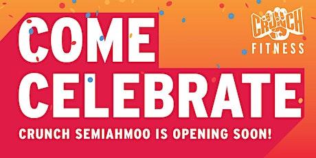 Crunch Semiahmoo Sneak Peek! tickets