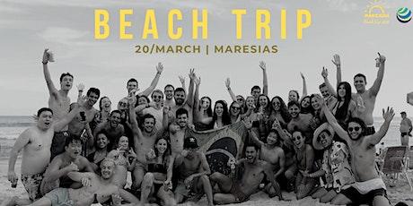 MARESIAS Beach Trip - 20/03 ingressos