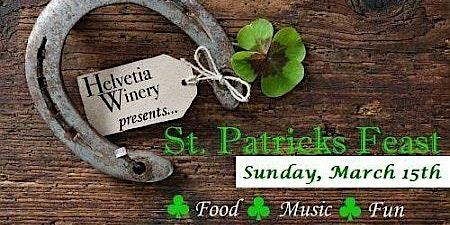 St. Patrick's Feast Luncheon & Céilí - 2020