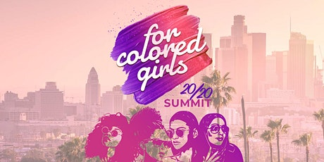 For Colored Girls Virtual Summit 2020 tickets