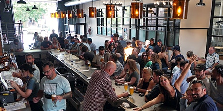 SBR Happy Hour at Community Beer Works tickets