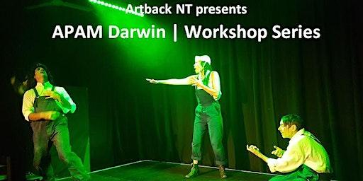 APAM Darwin - Workshop 1: What is an Arts Market