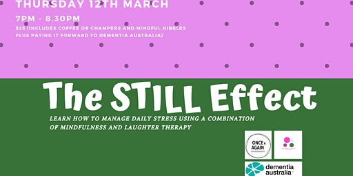 The STILL  Effect (cafe style)