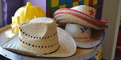 Let's Dress Up Story Stomp  - School Holidays - Stockton Library tickets