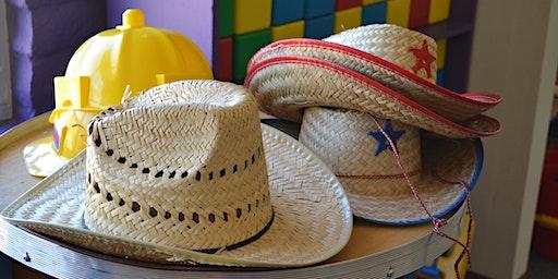 Let's Dress Up Story Stomp  - School Holidays - Stockton Library