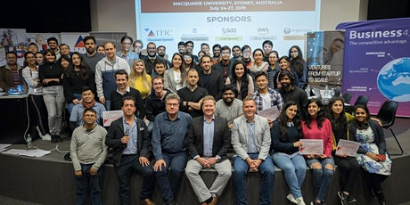 Hackathon 2020 (Day 1) by Macquarie University, IBM and ITIC Technology  tickets
