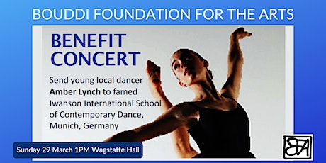 Bouddi Foundation for the Arts - Benefit Concert tickets