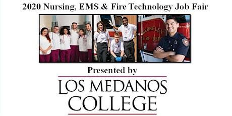 POSTPONED-Los Medanos College Nursing, EMS & Fire Technology Job Fair 2020 tickets