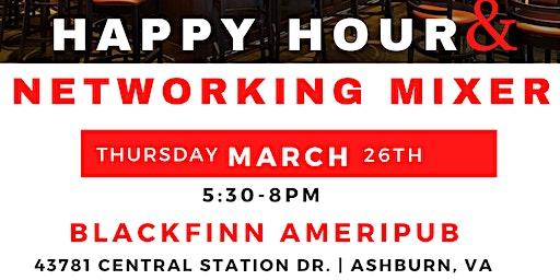 Happy Hour & Networking Social - Blackfinn Ameripub