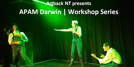APAM Darwin - Workshop 2: Pitching and Networking tickets