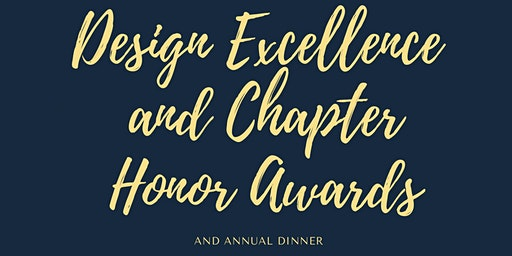 ASID Design Excellence & Chapter Honor Awards Annual Dinner