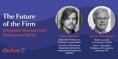 The Future of the Firm (Integrated Management Symposium Series) tickets