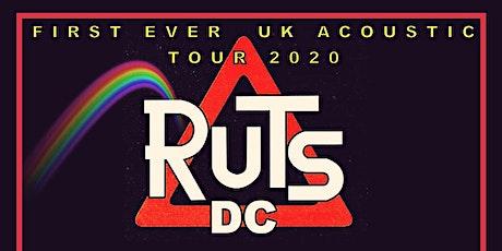 Ruts DC Acoustic tickets