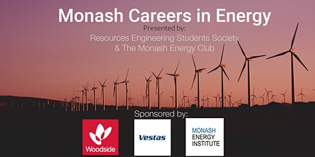 Monash Careers in Energy Night tickets