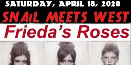 Frieda's Roses & Snail Meets West at Sun Space tickets
