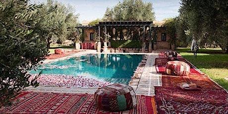 Shine Your Magic ~ A lush Women's Retreat In Magical Marrakech tickets