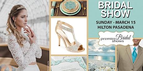 Bridal Show Pasadena tickets