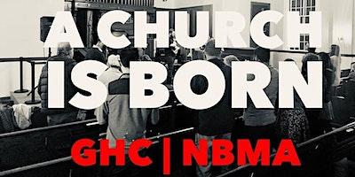 A CHURCH IS BORN!