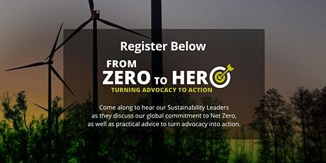 From Zero to Hero: Turning Advocacy to Action tickets
