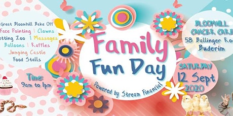 Bloomhill Family Fun Day tickets
