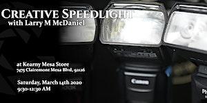Creative Speedlight Photography