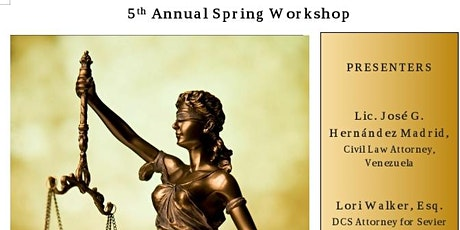 5th Annual Workshop - Let's Keep It Civil tickets