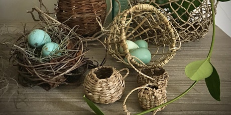 Blue Mtns Day of Creativity - Easter Saturday Basket Weaving Workshop tickets